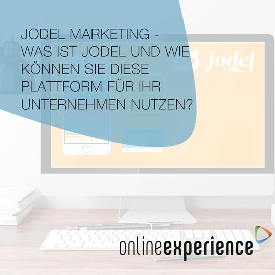 Jodel Marketing- Was ist Jodel und wie können Sie diese Plattform für Ihr Unternehmen nutzen?