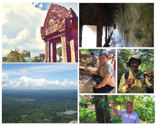 プレアヴィヒア|カンボジア旅行|オークンツアー|現地ツアー