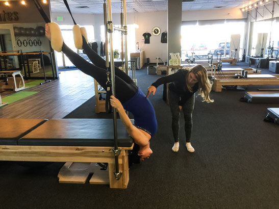 private pilates classes