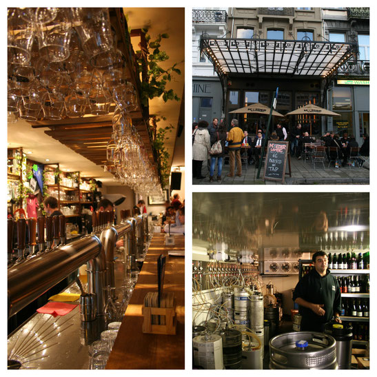 """Die Bar """"Moeder Lambic"""" in Brüssel"""