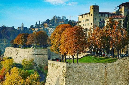 Bergamo - Unesco Heritage Site - Casa San Giorgio Bergamo