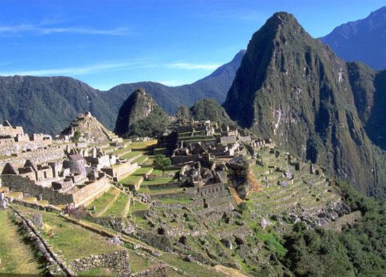 Durch Peru und Bolivien und nach Machu Picchu