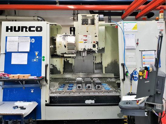 Fräsmaschine Hurco VMX 50