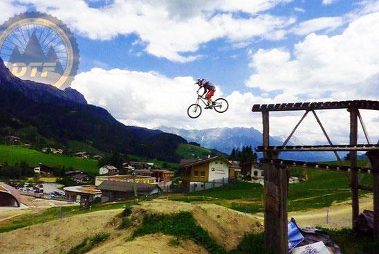 Rider: Berni // Spot: Leogang