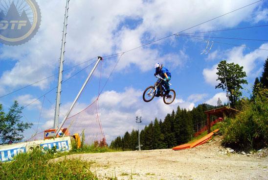Rider: Patrick // Pic: Berni // Spot: Semmering