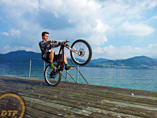 Rider: Alex // Location: Attersee