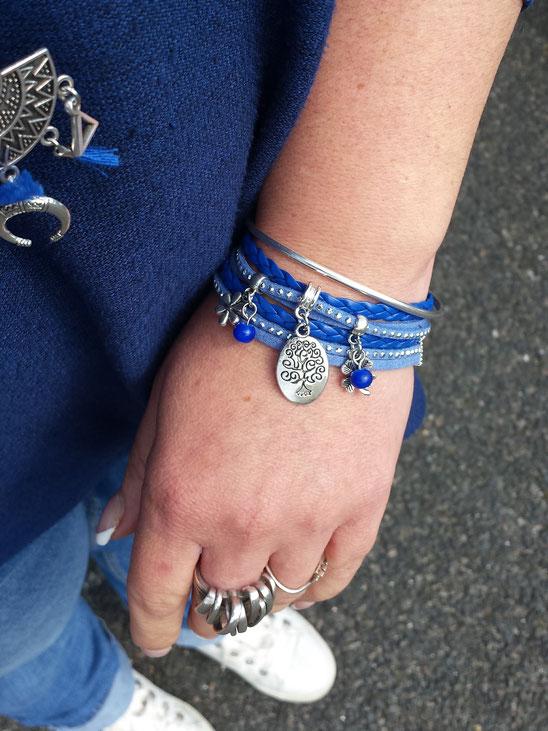 Les bracelets parfaits pour les rondes