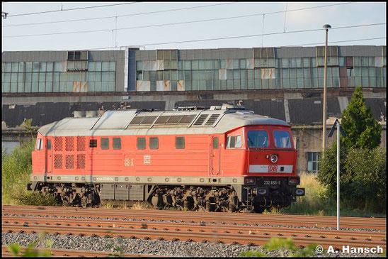 Seit 28. Februar 2013 ist die Lok z-gestellt, seit 29. April 2013 verweilt sie in Chemnitz. Am 24. Juli 2016 steht sie am AW Chemnitz für den Abtransport (wahrscheinlich Aufgrund von Verkauf) bereit