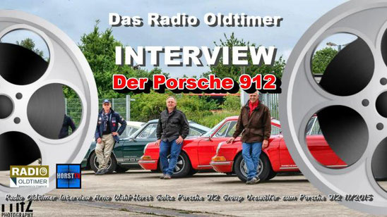 Porsche 912 Group in den Medien