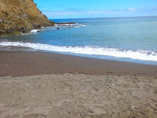 Madeira - Strandbucht in Porto da Cruz