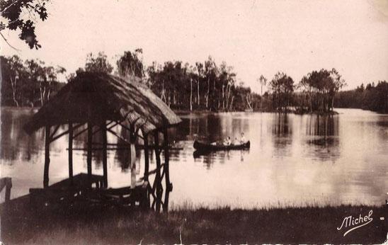étang de Ruffau