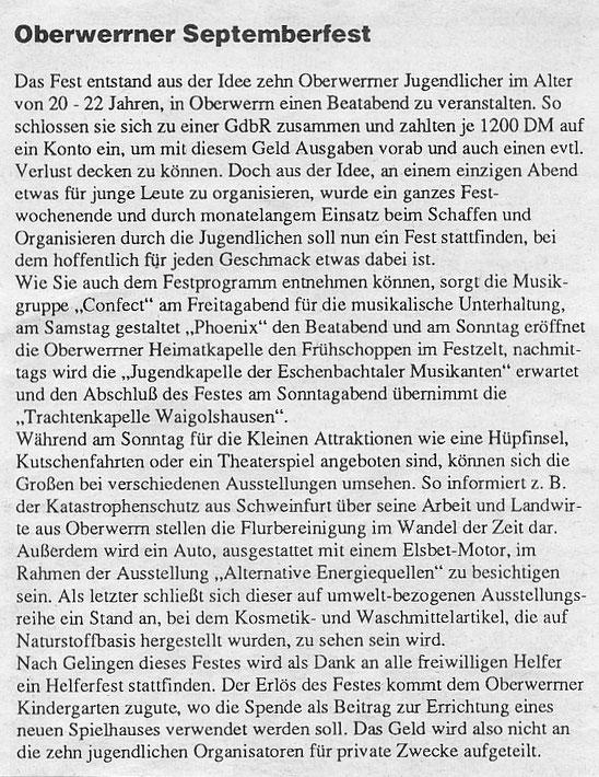 10.09.1993 Niederwerrner Rundschau
