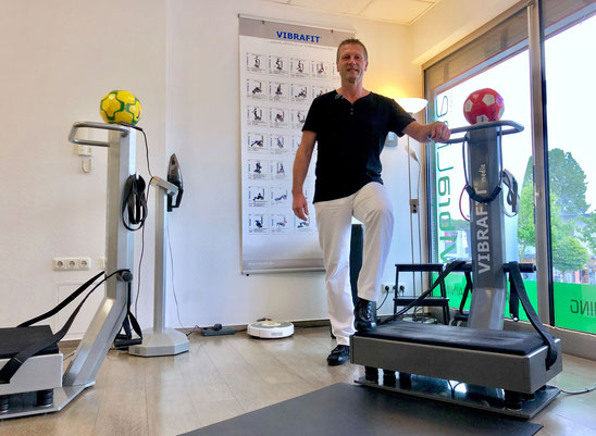 Fitness Studio Sankt Augustin, Siegburg. Ihr persönlicher Trainer W.P. Lintermann