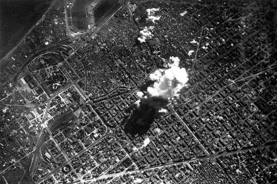 Сколько бомбоубежищ в Барселоне?
