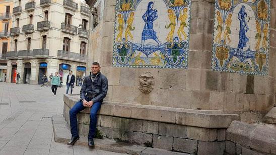 Фонтан Святой Анны (Барселона). Фонтаны Барселоны