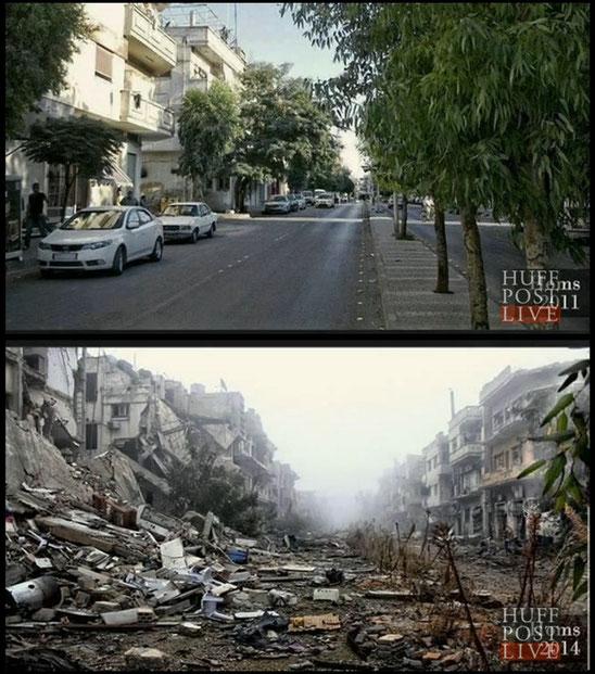 AincaArt, Ainca Gautschi-Moser, Foto und Text, Writer, Photographer, Quersatz, Refugees, Syrien, Damaskus