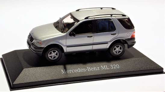 Mercedes-Benz ML 320,Vitesse Modelle, 1:43