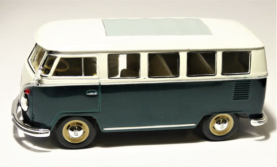 VW BUs T1,Samba, Welly, 1:24