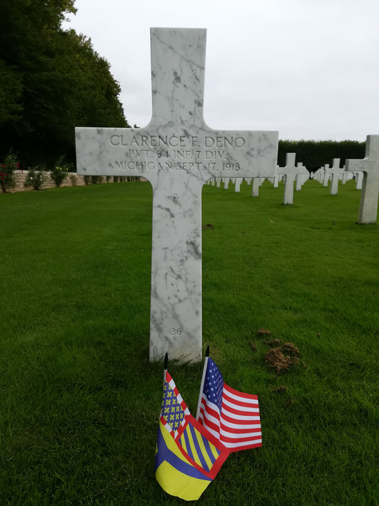Tombe de Clarence - Clarence's grave - FindaGrave.com