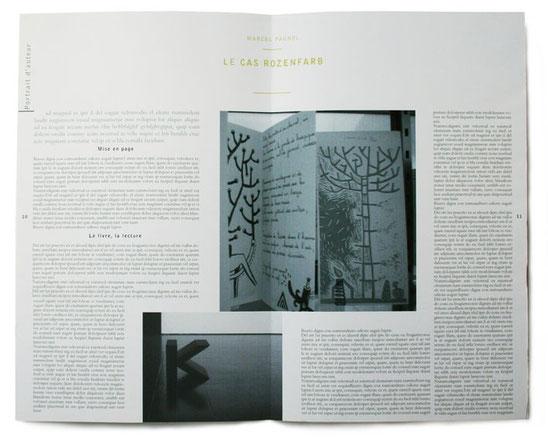 revue littéraire du CRL à Toulouse