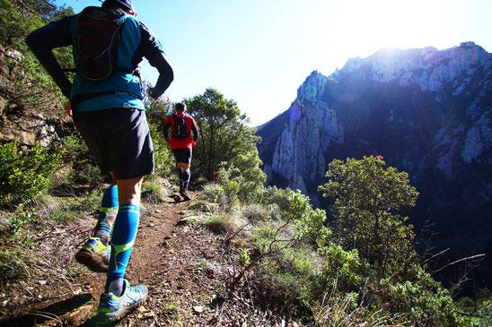 Trail Quillan 28km - Belvédère du Diable