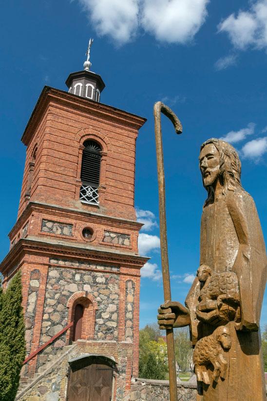 Bažnyčios bokštas