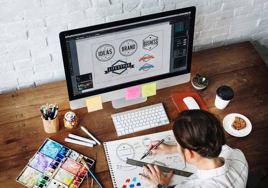 cursos de diseño gráfico y animación