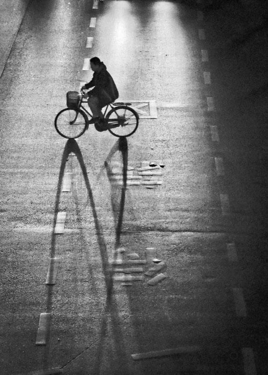 Schattenradler, Shanghai