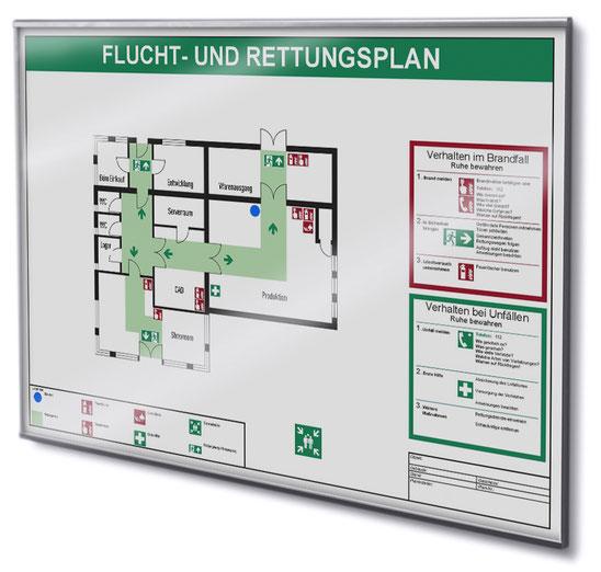 Infoschild, Hinweisschildfür Aushänge bzw. für den Konferenzraum