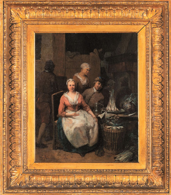 te_koop_aangeboden_een_schilderij_met_herberg_scene_van_de_vlaamse_kunstschilder_jan_baptist_lambrechts_1680-na1731
