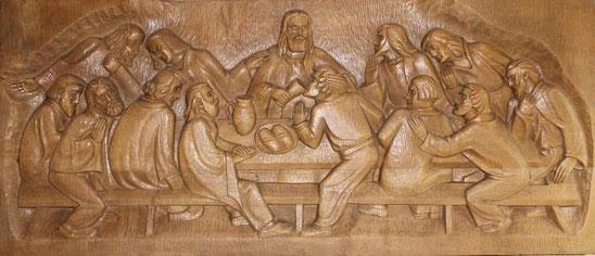 Altarbild der Claus-Harms-Kirche