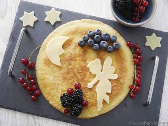 Was hast du geträumt Pfannkuchen