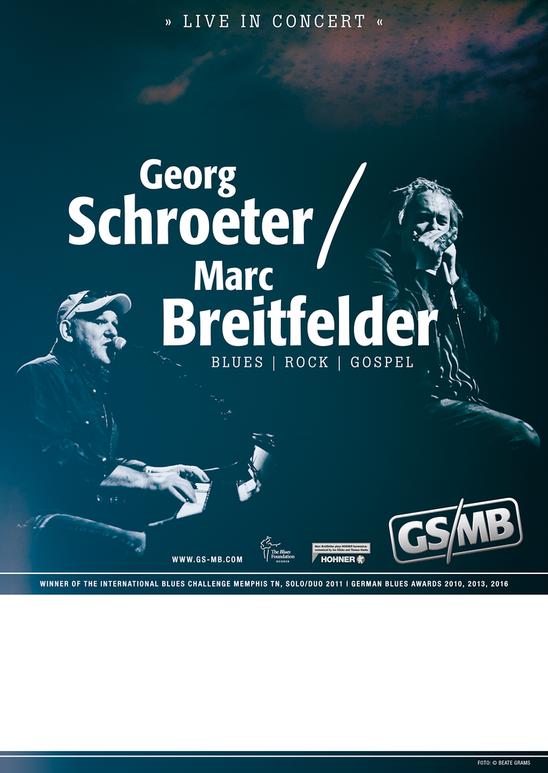 Georg Schroeter & Marc Breitfelder - 01/2018