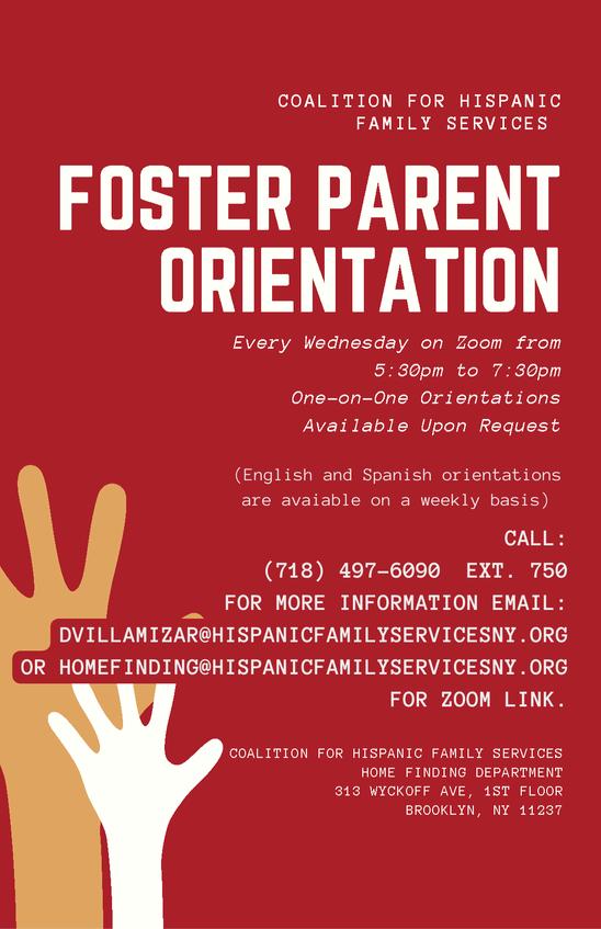 Become A Foster Parent