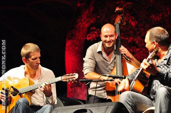 Sebastian Giniaux,Joel Locher,Stochelo Rosenberg