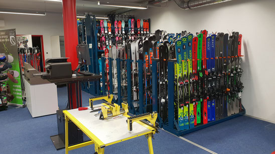 Sportskistall Skiverleih Schruns Onlineverleih