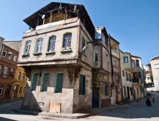 Ursprüngliches Kadirga in Istanbul