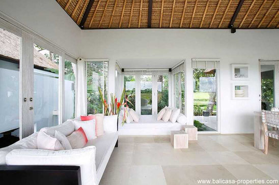 Ubud real estate for sale.