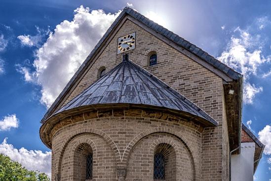 Kirche auf Pellworm