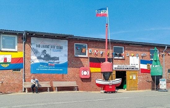 Schifffahrtsmuseum auf Pellworm