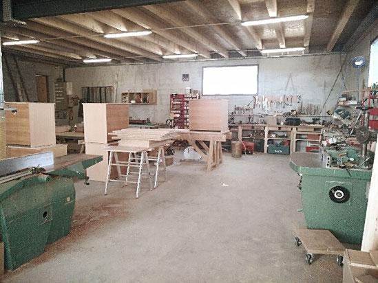 Atelier Menuiserie Tramier