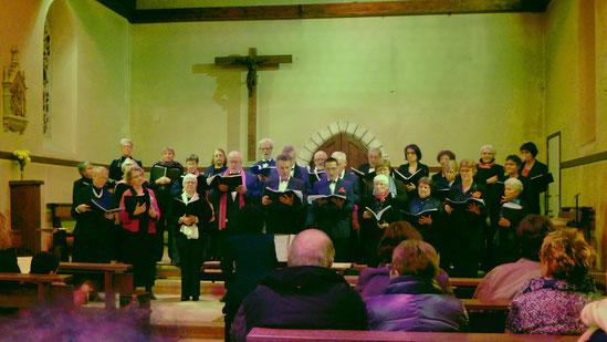 Noël 2013 en l'église de Vernouillet