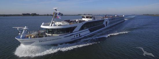 Neue Schiffe und neue Reisen auf dem Fluss für Phoenix Reisen