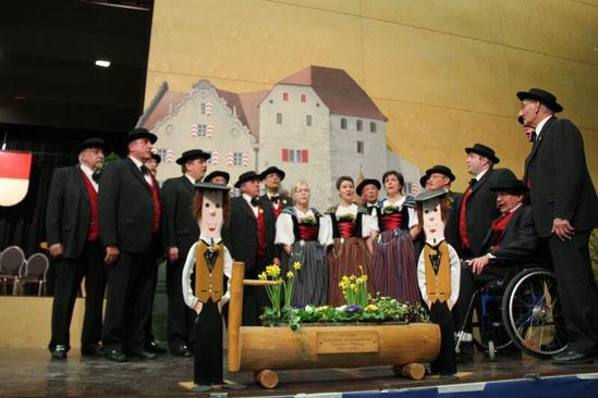 Veteranenehrung NWSJV 2012 in Lupfig