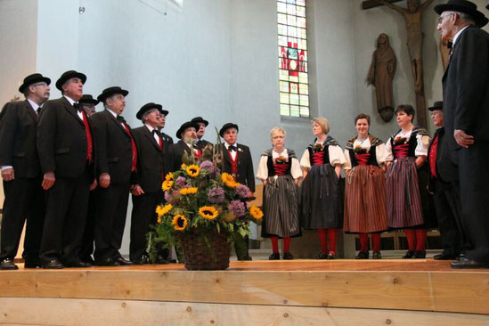 NWS-Jodlerfest in Derendingen 2013