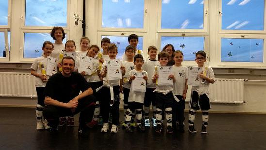 Selbstverteidigung & Kampfkunst für Kinder Ludwigsburg - 24. Februar 2016