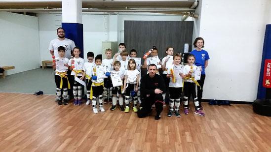 Selbstverteidigung & Kampfkunst für Kinder Ludwigsburg - 29. November 2016
