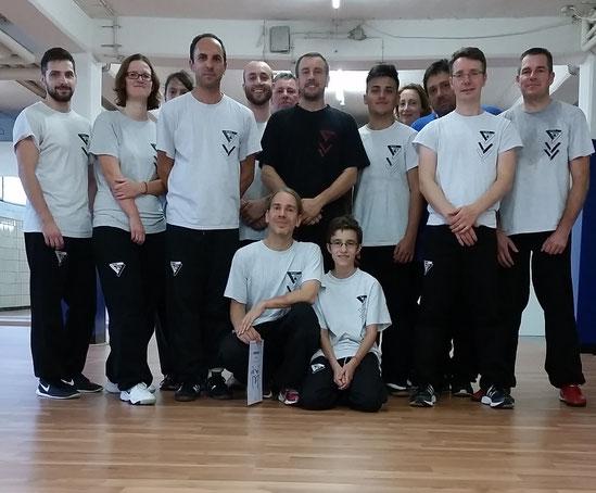 Wing Tsun Selbstverteidigung Ludwigsburg - Seminar 01. Oktober 2016