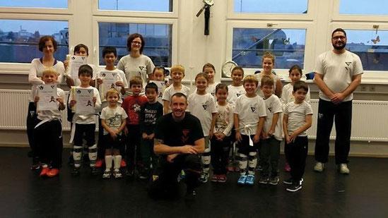 Selbstverteidigung & Kampfkunst für Kinder Ludwigsburg - 14. Oktober 2016
