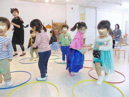 幼児教室ハロウィン・リトミック